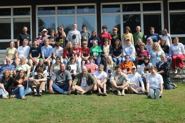 A mentor at Coming of Age retreat – Fox Valley Unitarian Universalist Fellowship, Appleton, WI